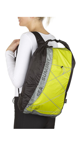Sea to Summit Ultra-Sil Dry Daypack gul